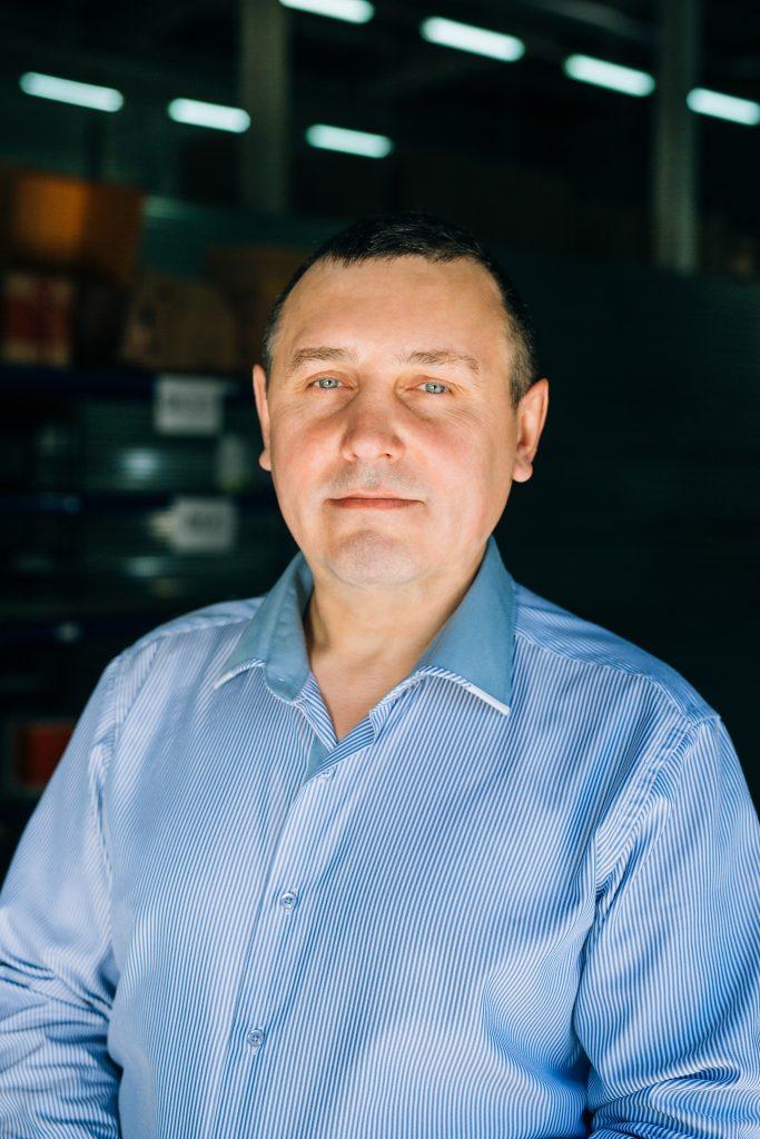 технический директор управляющей компании Gladsal
